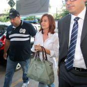 Zezé Polessa: juiz arquiva inquérito sobre morte de motorista da Globo