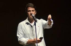 Marcelo Serrado volta aos palcos com a peça 'É o que temos pra hoje', no Rio