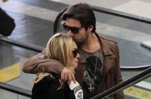 Menos de um mês após reatarem, Susana Vieira e Sandro Pedroso se separam de novo