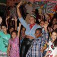 Gaby Amarantos fez a alegria das crianças