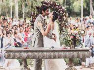 Isis Valverde exibe novas fotos de casamento: 'Que nosso amor possa inspirar'