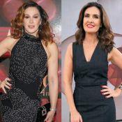 Claudia Raia lembra 1º encontro de Fátima Bernardes e Túlio:'Ele tinha um olhar'