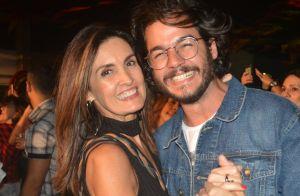 Túlio Gadêlha ganha surpresa de Fátima Bernardes no Dia dos Namorados: 'Adorei'