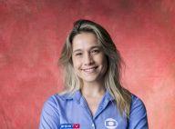 Fernanda Gentil brinca sobre regras para público LGBT na Copa: 'Tô menininha'