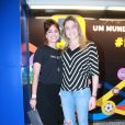Fernanda Gentil namora a jornalista Priscila Montandon