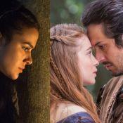 'Deus Salve o Rei': Catarina se enfurece ao ver Afonso beijar Amália. 'Maldita!'