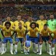 A Seleção Brasileira empatou com a Suíça em 1 a 1