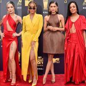 Looks monocromáticos se destacam no MTV Movie and TV Awards 2018. Veja fotos!