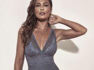 Juliana Paes mostra confiança em fotos de lingerie: 'Não importa imperfeições'