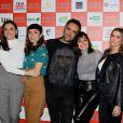 Monica Iozzi, Maria Casadevall, Alessandra Negrini e Deborah Secco posam juntas em coletiva do filme 'Mulheres Alteradas'