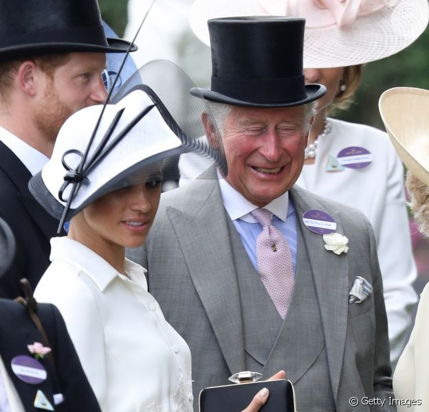 Meghan Markle ganhou apelido de Príncipe Charles por personalidade, como indicou o 'Daily Mail' no dia 18 de junho de 2018