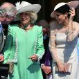 Meghan Markle e Príncipe Charles demonstraram afinidade desde o primeiro evento em que foram clicados juntos