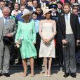 Meghan Markle teria sido responsável por uma aproximação do marido, Príncipe Harry, com o pai