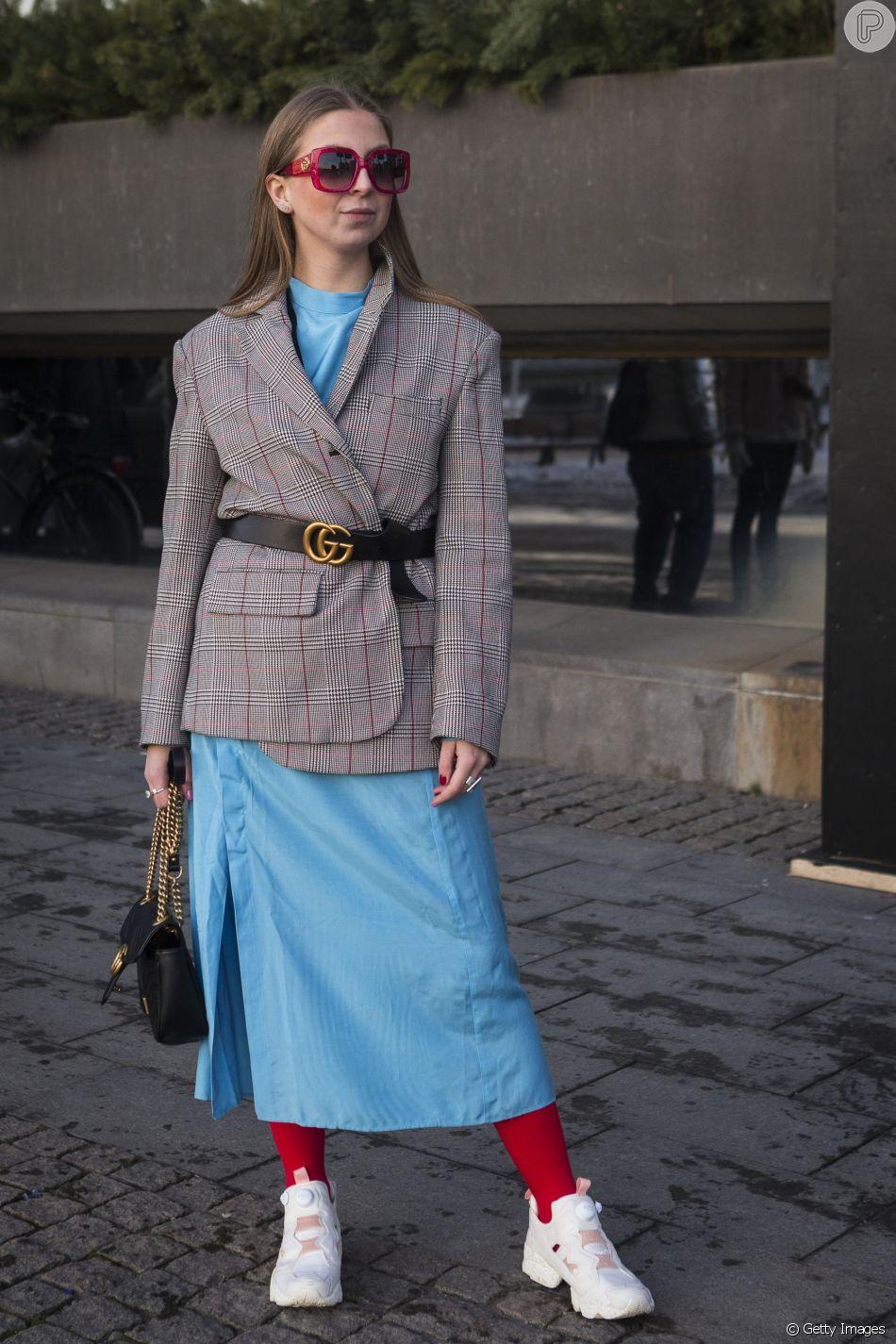 Aprenda A Usar Vestido No Inverno De Acordo Com As