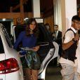 Bruna Marquezine e Neymar chegaram juntos ao local
