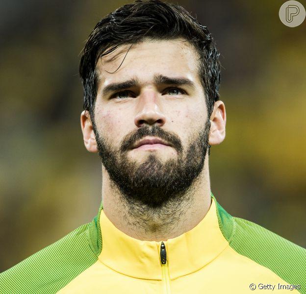 Comemoração em dose dupla para Alisson! Além da vitória contra a Costa Rica, o goleiro da seleção brasileira completa 3 anos de casamento nesta sexta-feira, 22 de junho de 2018