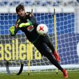 Além da seleção brasileira, Alisson Becker atua pelo Roma, da Itália