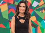 Fátima Bernardes sobre decisão do ex, Bonner, de se casar de novo: 'Natural'