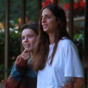 Bruna Linzmeyer festeja ida à parada LGBT+ de NY com namorada: 'Esperança'