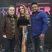 Tati Minerato e marido, Marcelo, são os vencedores do 'Power Couple': 'Gratidão'