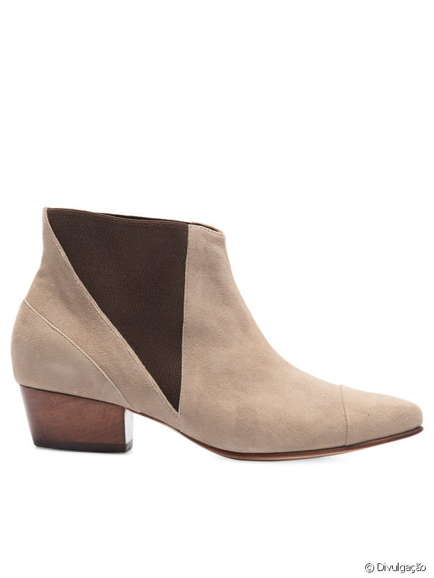 Cowboy style: bota Luiza Perea R$ 957