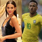Marquezine parabeniza Neymar por gol e vitória do Brasil na Copa: 'Você merece'