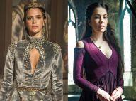 'Deus Salve o Rei': Brice não sabe que Catarina é sua filha. 'Mentiram pra mim'
