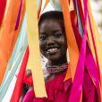'Saber que eu sou uma inspiração para alguém é o melhor sentimento que você poderia suportar como ser humano', afirmou Adut Akech sobre ser considerada uma referência para jovens negros