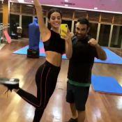 Embaixadora da Puma, Bruna Marquezine mostra novo look em treino: 'Queria usar'