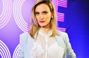 Bianca Bin usa transparência e comenta visual loiro: 'Chama mais atenção'