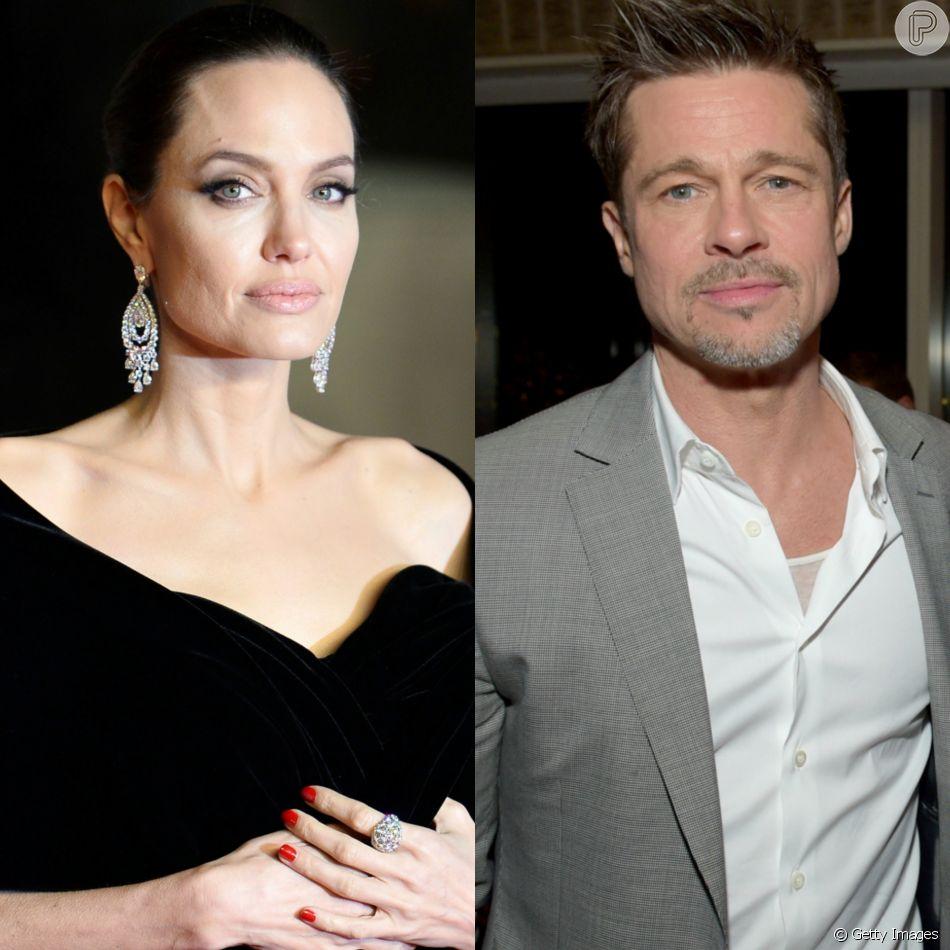 Angelina Jolie quer usar diário pessoal contra Brad Pitt para vencer a batalha judicial pela guarda dos filhos