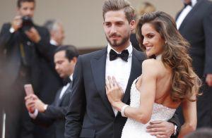 Izabel Goulart surpreende Kevin Trapp nos 28 anos do noivo: 'Meu aniversariante'