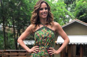 Ana Furtado explica cuidado com sol durante viagem: 'Maiô e chapéu com proteção'