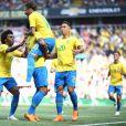 O Brasil foi eliminado nas quartas de finais da Copa do Mundo da Rússia