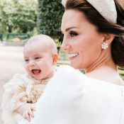 Príncipe Louis surge sorridente em nova foto com a mãe, Kate Middleton. Veja!