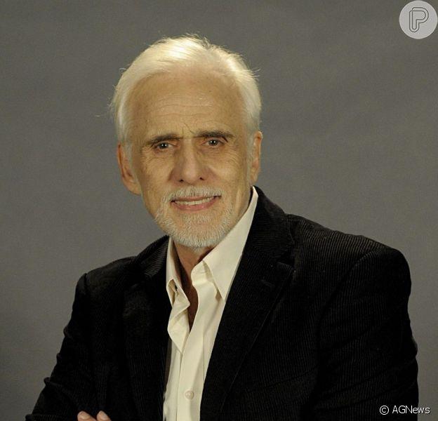 Francisco Cuoco pensa em deixar a Globo após 43 anos de emissora: 'Este ano pode ser o último'