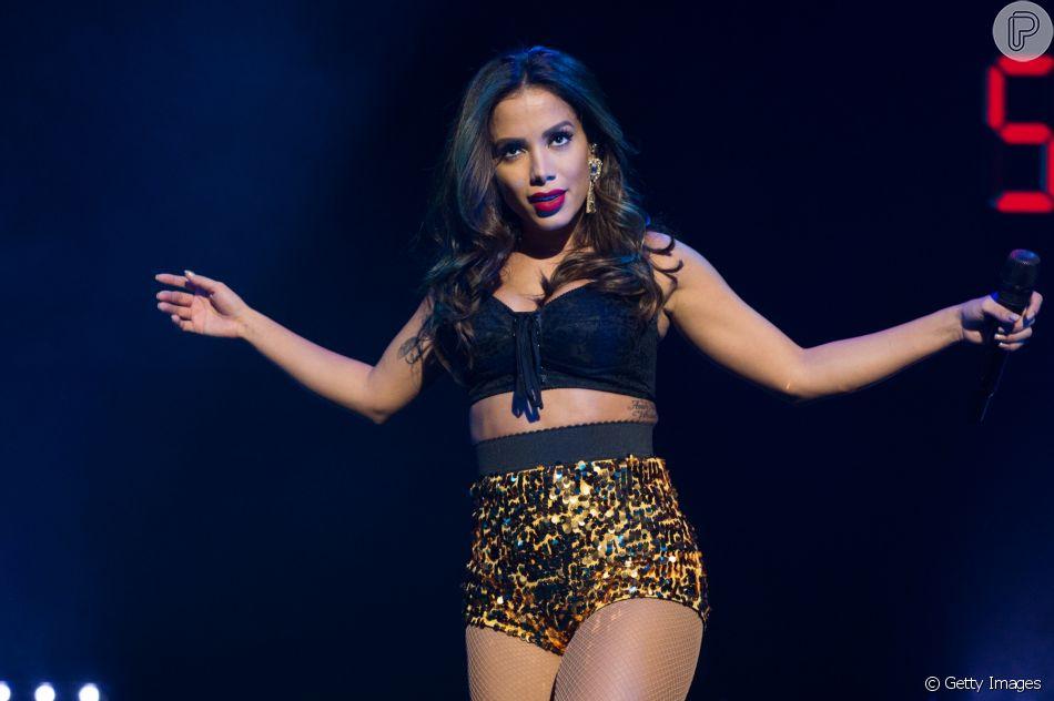 Anitta confirmou através do Instagram que será jurada do 'La Voz', o 'The Voice' mexicano, nesta terça-feira, 17 de julho de 2018