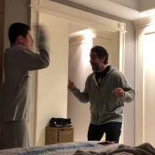 Marcos Mion mostra vídeo com filho autista: 'Quando dançamos o mundo some'
