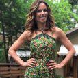 Ana Furtado garantiu que não vai se render à doença após o diagnóstico