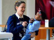 Leandra Leal exibe foto da filha, Júlia, em aniversário: 'Quatro anos de amor'