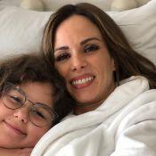 Ana Furtado teve companhia da filha em sessão de quimioterapia: 'Cuidou de mim'