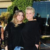 Sasha dispensou maquiagem em ensaio. 'Acordou em cima da hora', explica Xuxa