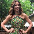 Ana Furtado está em tratamento contra câncer de mama