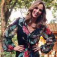Ana Furtado se mostra otimista com o tratamento contra câncer