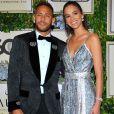 'Lá vamos nós casar mais um', escreveu Neymar ao mostrar look de Bruna Marquezine antes de casamento