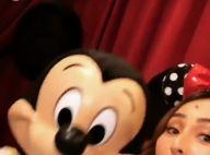 Sabrina Sato vai à Disney e pede ajuda ao Mickey: 'Escolher nome da minha filha'