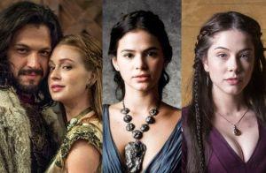 Fim de 'Deus Salve o Rei': casamento de Afonsália e morte de vilãs comovem web