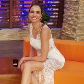 Luciana Gimenez parabeniza ex Marcelo de Carvalho em foto: 'Amigos para sempre'