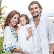 Bruno Gissoni conta surpresa de Yanna em casamento: 'Me presenteou com alianças'