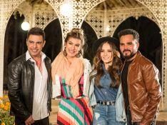 Zezé Di Camargo e Luciano lançam clipe de 'Reggae in Roça' com Larissa Manoela